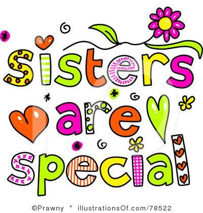 4 clipart sibling.  sisters pinterest sister