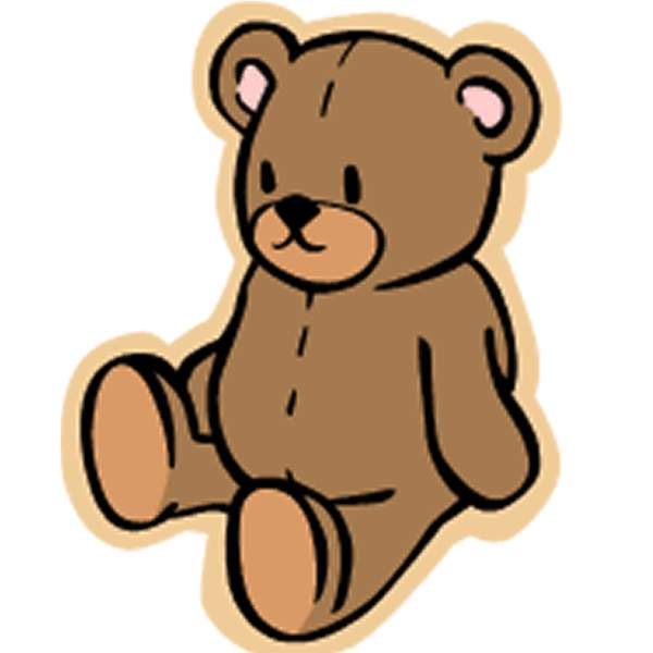 Clipart bear clip art. Free teddy pictures clipartix