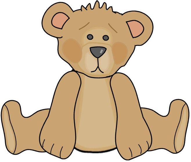 Teddy clip art on. Bear clipart kid