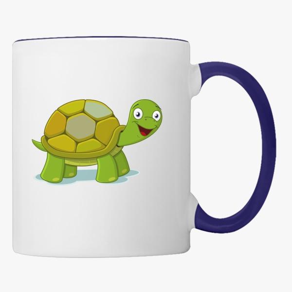 4 clipart turtle. Coffee mug customon com