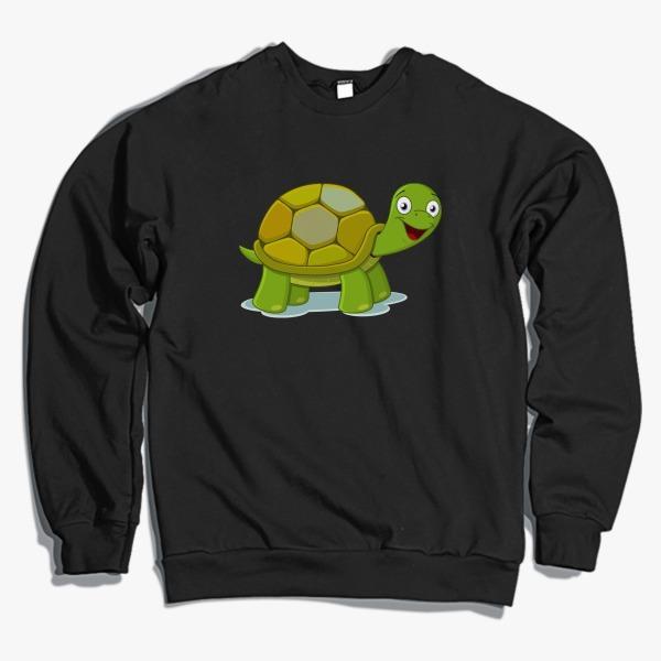 Crewneck sweatshirt hoodiego turtleclipart. 4 clipart turtle