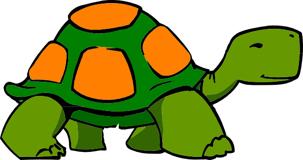 Clip art at clker. 4 clipart turtle