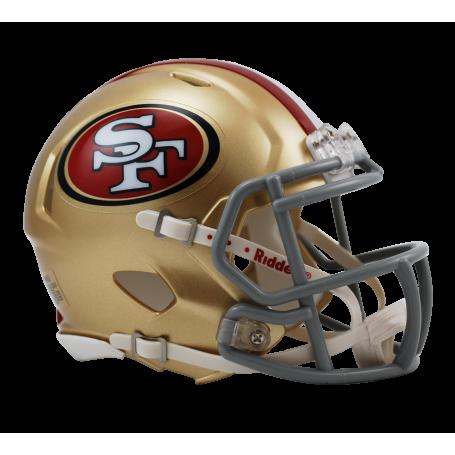 49ers helmet png. San francisco ers replica
