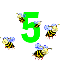 Free baby alphabet abcs. 5 clipart bee