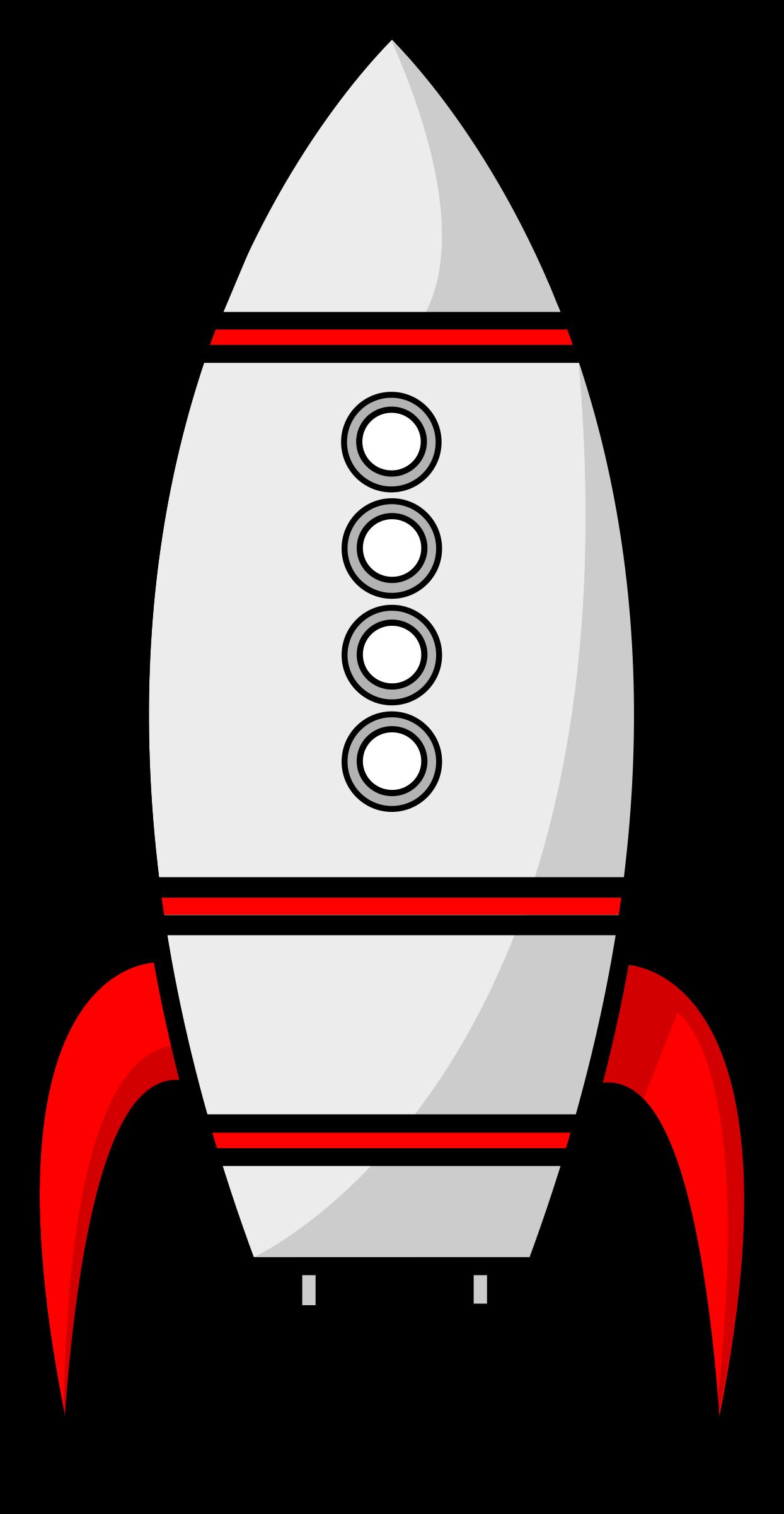 Clipart rocket cartoon. Moon remix big image