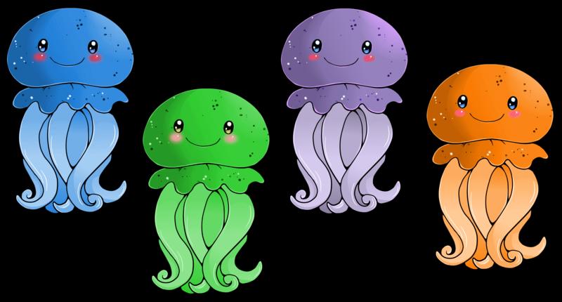 Jellyfish clipart man o war. Cartoon free download best