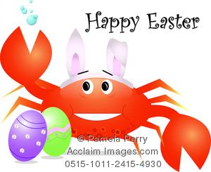 Clip art image of. 5 clipart crab