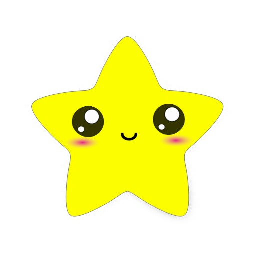 Star station . 5 clipart cute