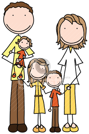 5 Clipart Family 5 Family Transparent Free For Download On
