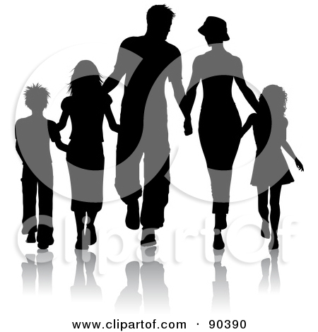 Of . 5 clipart family