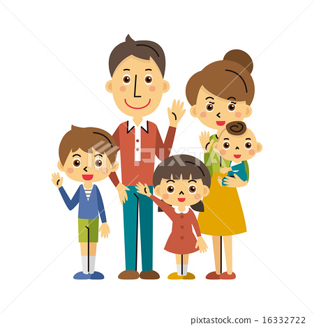 members vector vectors. 5 clipart family member