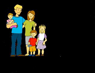 members clip art. 5 clipart family member