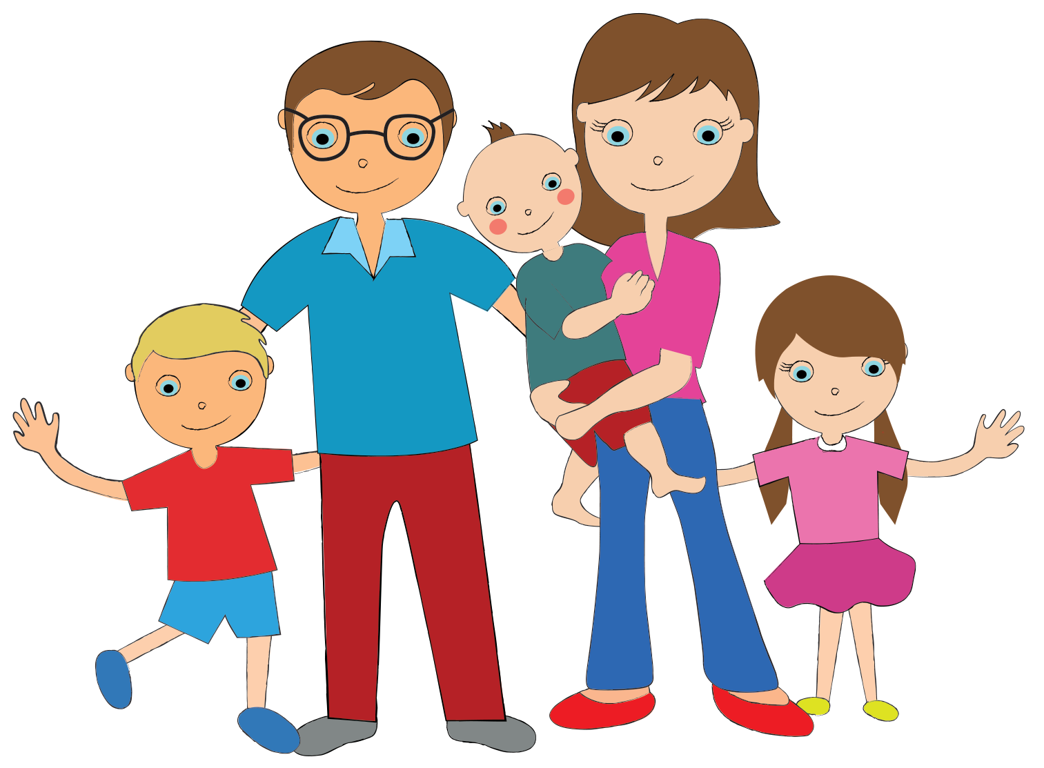 Members free download best. 5 clipart family member