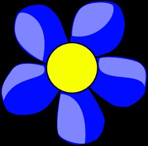 5 clipart flower #16640913