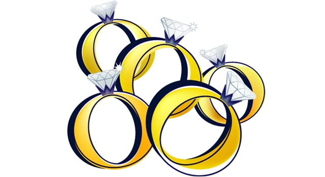 rings butterfly london. 5 clipart gold