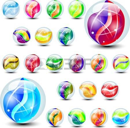 Marbles clipart five. Station