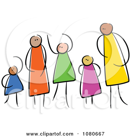 5 clipart person.  collection of stick