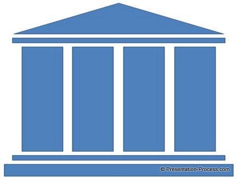 5 clipart pillar. Create a diagram in