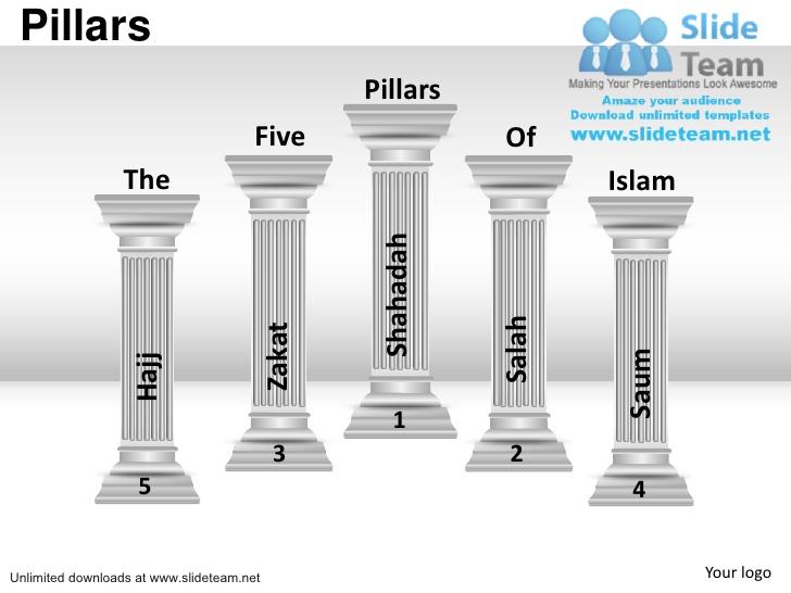 How to make pillars. 5 clipart pillar
