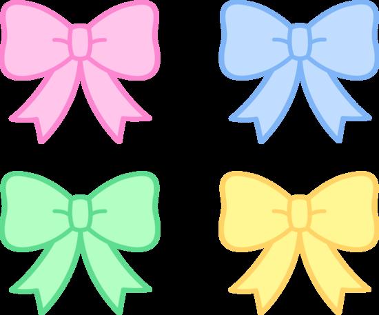 Clip art hair bow. Bows clipart cute