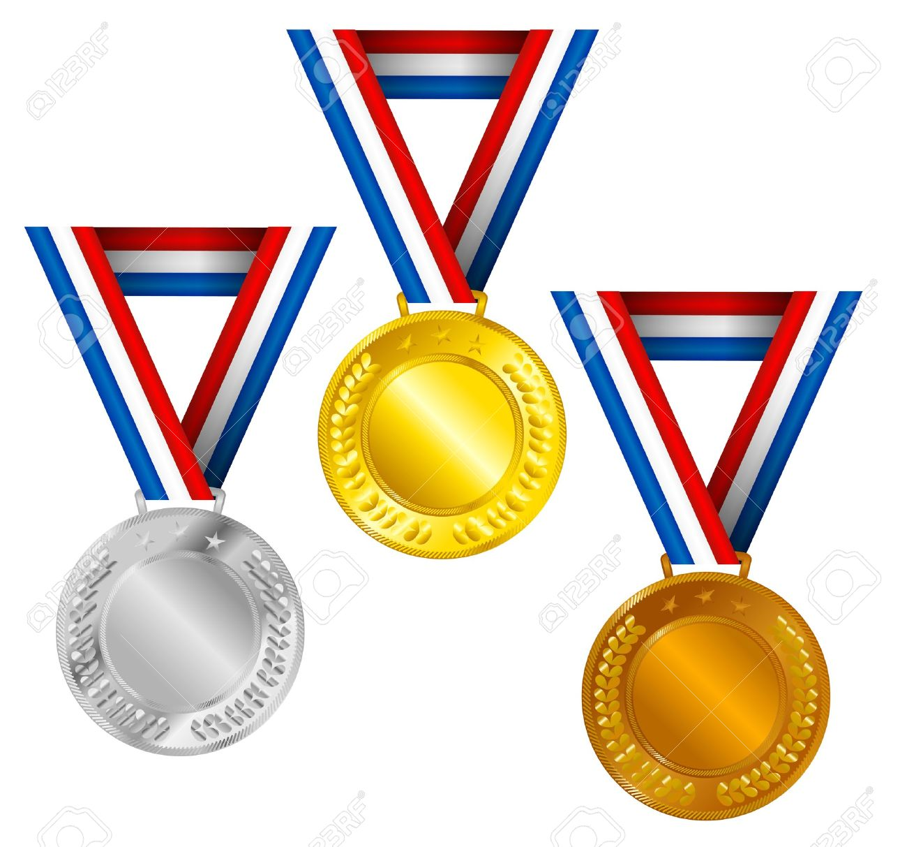 5 clipart ribbon. Medal station