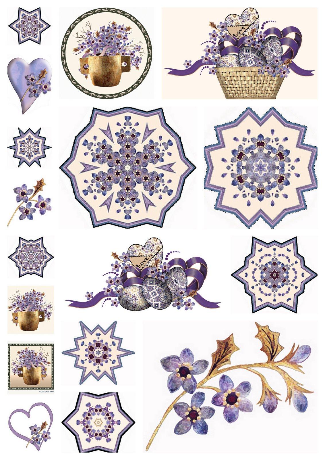 5 clipart scrapbook. Artbyjean paper crafts embellishments
