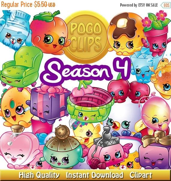 Cherries clipart shopkins.  best images on