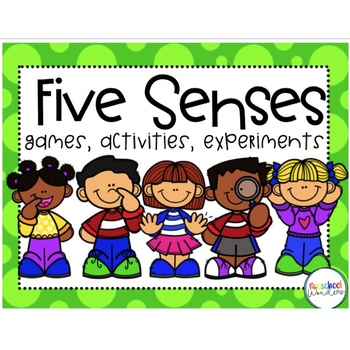 5 senses clipart biological psychology #16703892