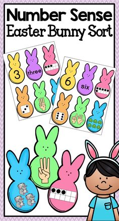 Peep beginning sound and. 5 senses clipart easter