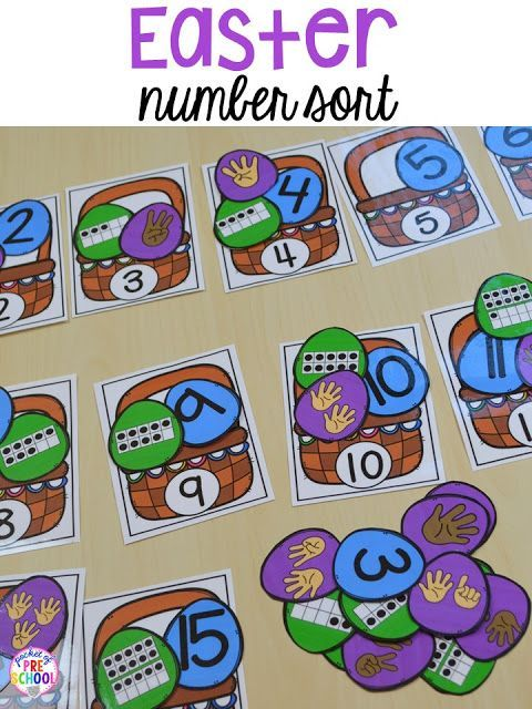 Centers and activities for. 5 senses clipart easter