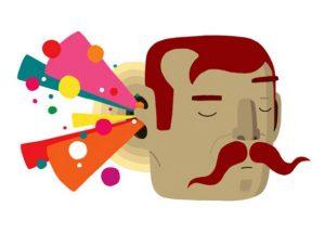 weird manifestations of. 5 senses clipart sixth sense