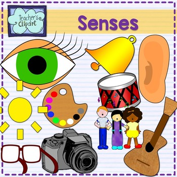 Five sight touch smell. 5 senses clipart taste