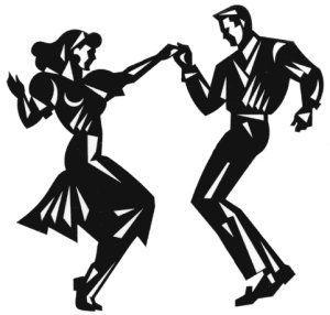 Dance clipart rock n roll.  s clip art