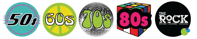 50s clipart decade. An evening through the