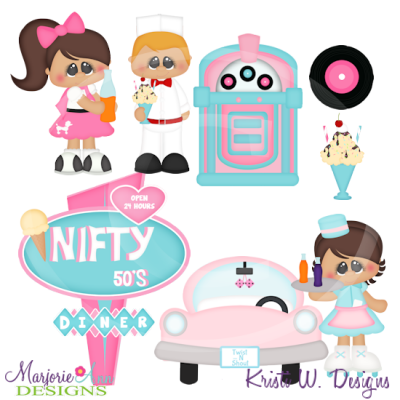 50s clipart decade.  s diner svg
