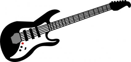 Guitar clipart jpeg. Bass vector panda free
