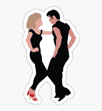 50s clipart greaser. Grease uploaded by s