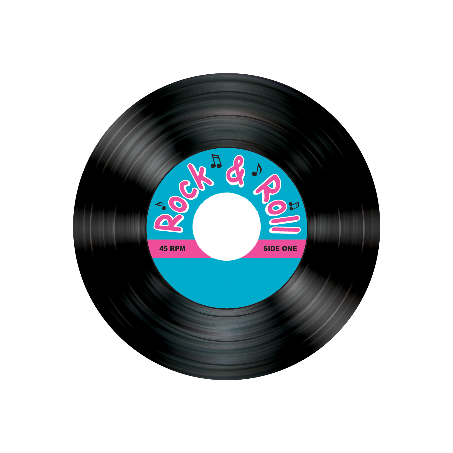 s rock roll. 50s clipart record