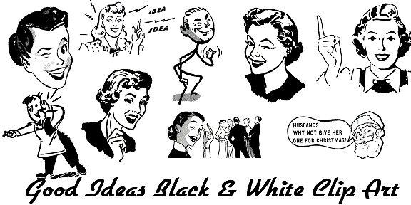 50s clipart retro.  s clip art