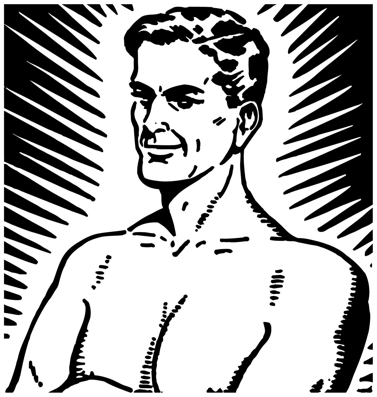 50s clipart retro. Clip art authentic advertising