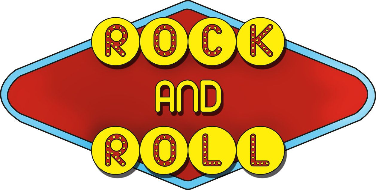 50s clipart rock n roll. Clip art images