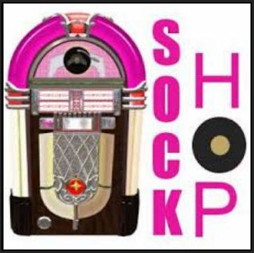 Nipclub s at march. 50s clipart sock hop