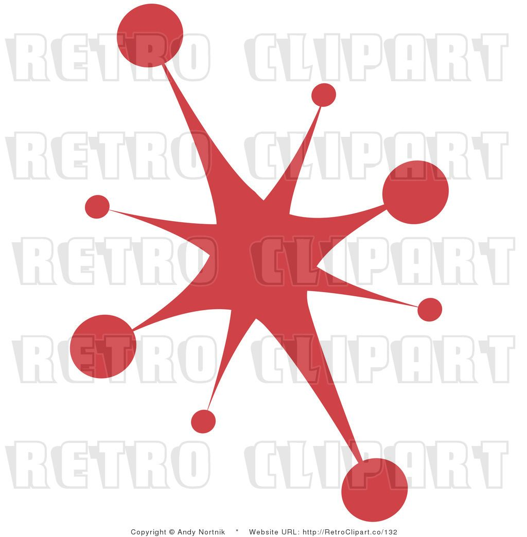 Burst clipart retro.  s art of