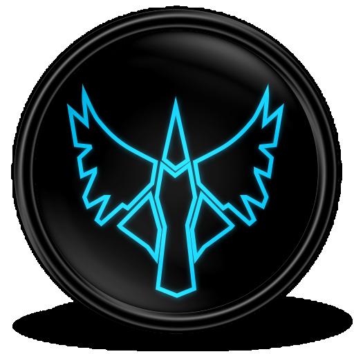 Prey logo icon mega. 512x512 png images