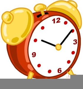 7 clipart alarm clock. Free ringing images at