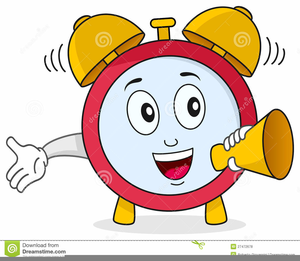 Animated free images at. 7 clipart alarm clock
