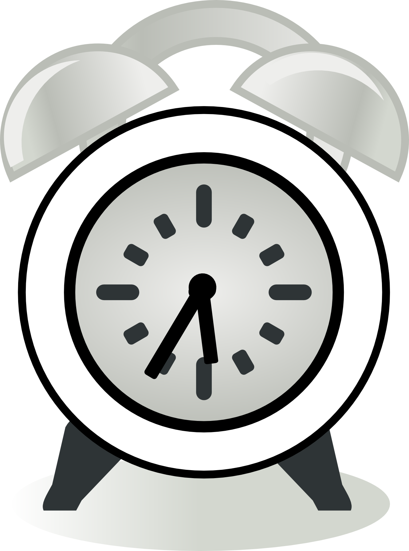 Car . 7 clipart alarm clock