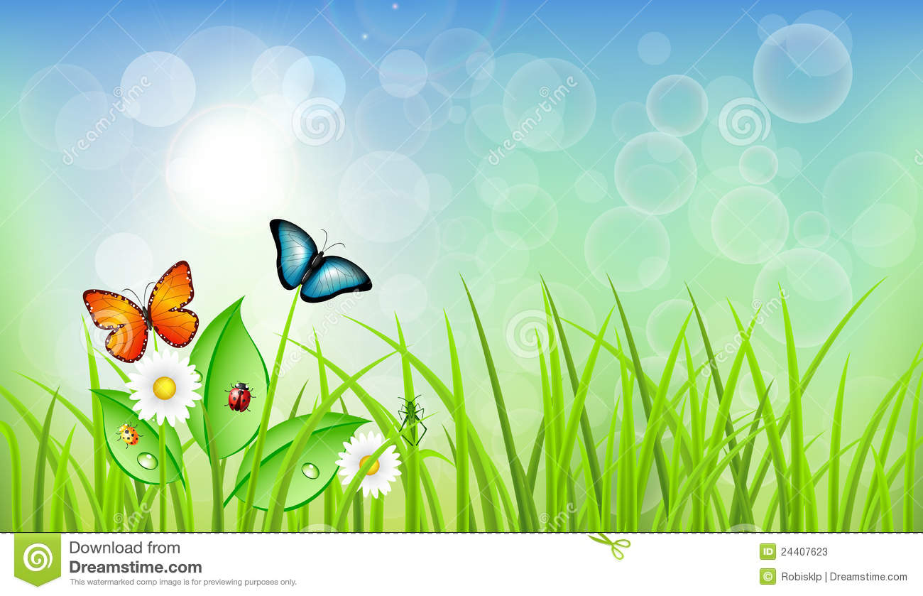 Spring check all . 7 clipart background