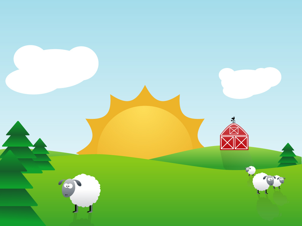 7 clipart background. Farm station
