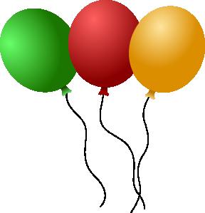 7 clipart balloon. Balloons clip art at